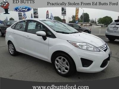 2013 Ford Fiesta SE Sedan for sale in La Puente for $14,775 with 31,823 miles.