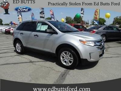 2011 Ford Edge SE SUV for sale in La Puente for $22,138 with 55,233 miles.