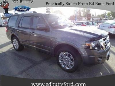 2012 Ford Expedition Limited SUV for sale in La Puente for $42,866 with 13,239 miles.