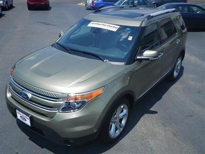 2013 Ford Explorer Limited SUV for sale in Dunn for $37,900 with 15,349 miles.