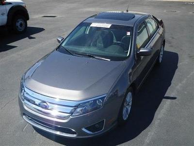2012 Ford Fusion SEL Sedan for sale in Dunn for $20,900 with 50,947 miles.