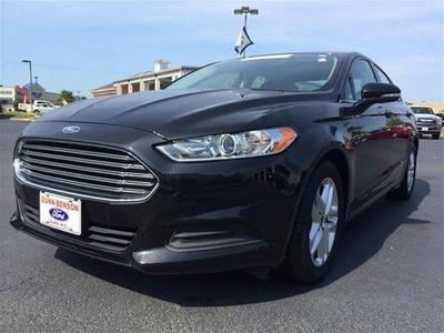 2013 Ford Fusion SE Sedan for sale in Dunn for $19,295 with 31,788 miles.