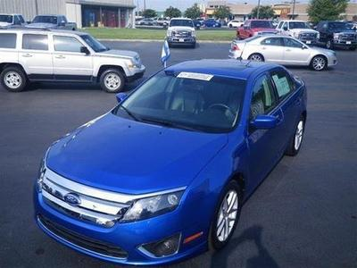 2012 Ford Fusion SEL Sedan for sale in Dunn for $20,000 with 28,430 miles.