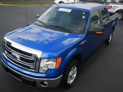 2014 Ford F150 XLT Crew Cab Pickup for sale in Dunn for $29,000 with 8,378 miles.