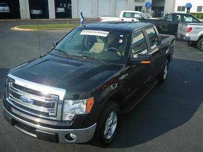 2014 Ford F150 XLT Crew Cab Pickup for sale in Dunn for $29,000 with 6,833 miles.