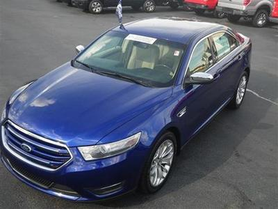 2014 Ford Taurus Limited Sedan for sale in Dunn for $25,995 with 32,918 miles.