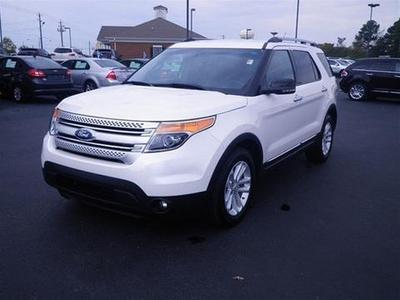 2012 Ford Explorer XLT SUV for sale in Dunn for $29,900 with 36,575 miles.