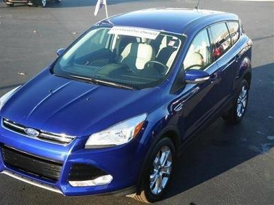 2013 Ford Escape SEL SUV for sale in Dunn for $26,900 with 34,247 miles.