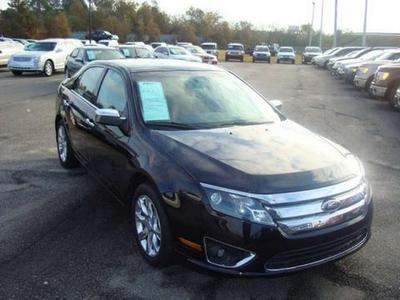 2012 Ford Fusion SEL Sedan for sale in Darlington for $23,500 with 5,500 miles.
