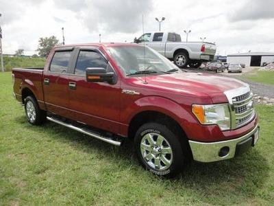 2013 Ford F150 XLT Crew Cab Pickup for sale in Darlington for $30,500 with 14,006 miles.