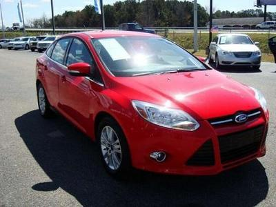 2012 Ford Focus SEL Sedan for sale in Darlington for $14,899 with 34,894 miles.