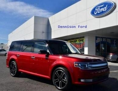 2013 Ford Flex Limited SUV for sale in Bloomington for $34,590 with 30,340 miles.