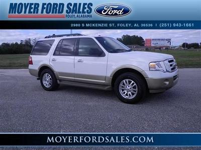 2013 Ford Expedition XLT SUV for sale in Foley for $34,950 with 37,178 miles.