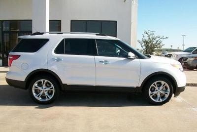 2013 Ford Explorer Limited SUV for sale in Hillsboro for $27,500 with 38,150 miles.