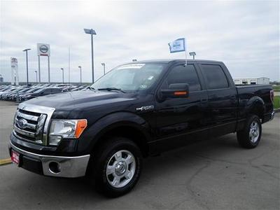 2010 Ford F150 XLT Crew Cab Pickup for sale in Angleton for $24,994 with 27,235 miles.