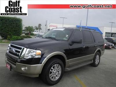 2011 Ford Expedition XLT SUV for sale in Angleton for $26,994 with 42,385 miles.