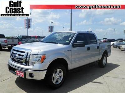 2012 Ford F150 XLT Crew Cab Pickup for sale in Angleton for $33,993 with 8,327 miles.