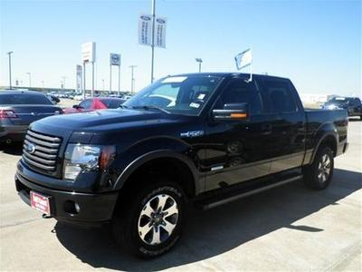 2012 Ford F150 FX4 Crew Cab Pickup for sale in Angleton for $38,991 with 22,000 miles.