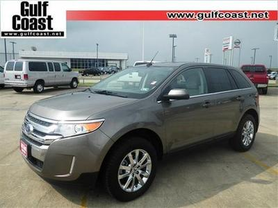 2013 Ford Edge Limited SUV for sale in Angleton for $26,691 with 32,359 miles.