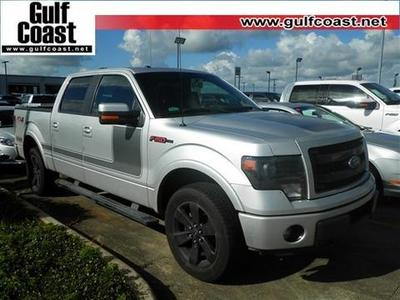 2013 Ford F150 FX4 Crew Cab Pickup for sale in Angleton for $40,991 with 19,718 miles.