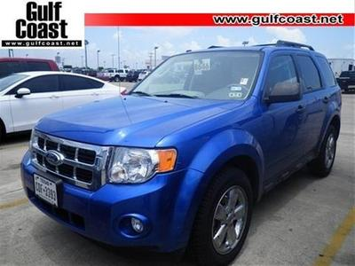 2011 Ford Escape XLT SUV for sale in Angleton for $18,592 with 39,070 miles.