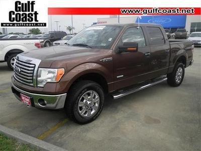 2011 Ford F150 XLT Crew Cab Pickup for sale in Angleton for $28,994 with 26,202 miles.