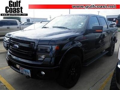 2013 Ford F150 FX4 Crew Cab Pickup for sale in Angleton for $37,991 with 38,608 miles.