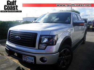 2012 Ford F150 FX4 Crew Cab Pickup for sale in Angleton for $37,991 with 29,775 miles.