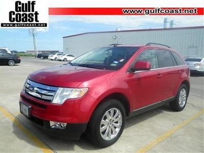 2010 Ford Edge Limited SUV for sale in Angleton for $19,592 with 59,836 miles.