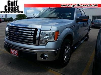 2011 Ford F150 XLT Crew Cab Pickup for sale in Angleton for $27,992 with 67,933 miles.