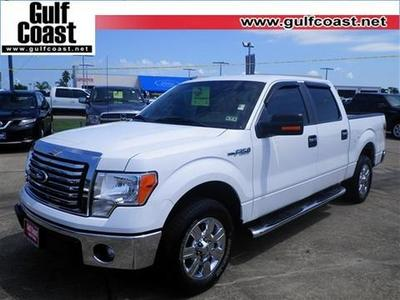 2012 Ford F150 XLT Crew Cab Pickup for sale in Angleton for $24,994 with 46,559 miles.