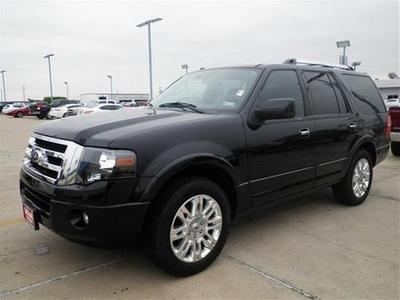 2012 Ford Expedition Limited SUV for sale in Angleton for $37,593 with 20,385 miles.