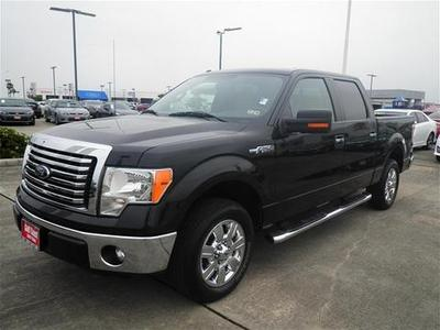 2012 Ford F150 XLT Crew Cab Pickup for sale in Angleton for $28,993 with 15,258 miles.