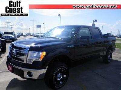 2013 Ford F150 XLT Crew Cab Pickup for sale in Angleton for $33,992 with 9,507 miles.