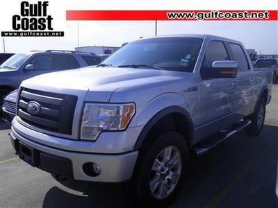 2010 Ford F150 FX4 Crew Cab Pickup for sale in Angleton for $28,991 with 67,700 miles.