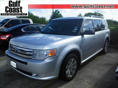 2010 Ford Flex SE SUV for sale in Angleton for $16,991 with 60,742 miles.
