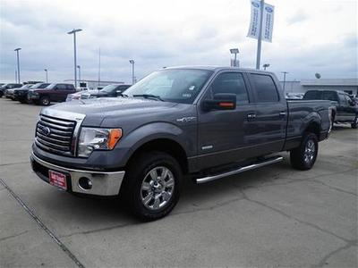 2012 Ford F150 XLT Crew Cab Pickup for sale in Angleton for $29,994 with 11,425 miles.