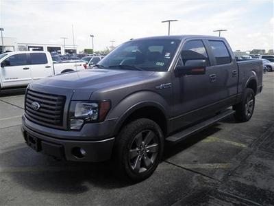 2012 Ford F150 FX4 Crew Cab Pickup for sale in Angleton for $35,594 with 32,793 miles.