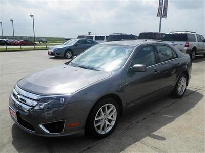 2012 Ford Fusion SEL Sedan for sale in Angleton for $18,672 with 26,763 miles.