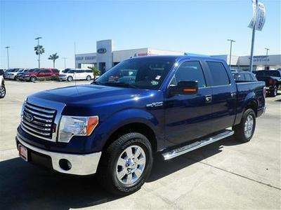 2012 Ford F150 XLT Crew Cab Pickup for sale in Angleton for $33,991 with 6,694 miles.