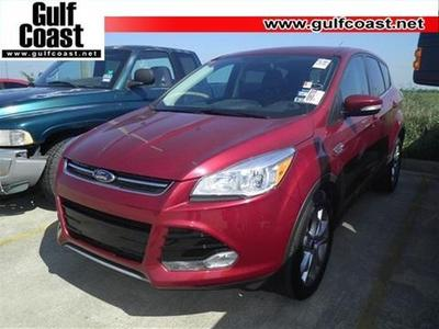 2013 Ford Escape SEL SUV for sale in Angleton for $22,991 with 33,493 miles.