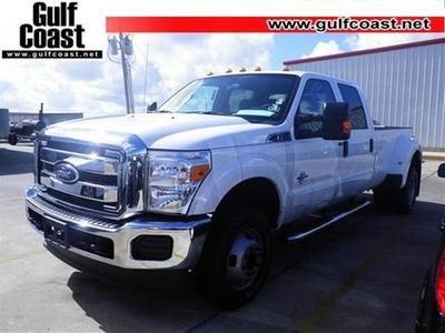 2014 Ford F350 XLT Crew Cab Pickup for sale in Angleton for $45,994 with 17 miles.