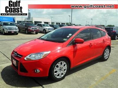 2012 Ford Focus SE Hatchback for sale in Angleton for $13,492 with 67,193 miles.