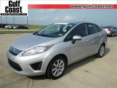 2012 Ford Fiesta SE Sedan for sale in Angleton for $11,994 with 35,577 miles.
