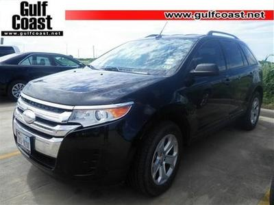 2012 Ford Edge SE SUV for sale in Angleton for $19,992 with 44,200 miles.