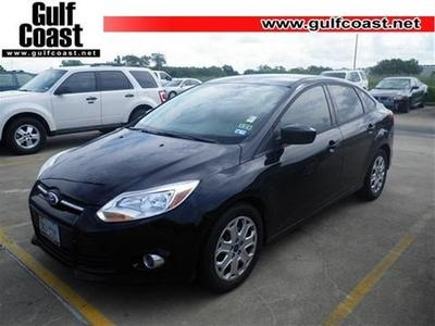 2012 Ford Focus SE Sedan for sale in Angleton for $13,591 with 62,361 miles.