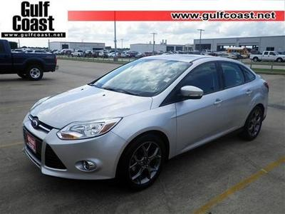 2013 Ford Focus SE Sedan for sale in Angleton for $14,992 with 33,936 miles.