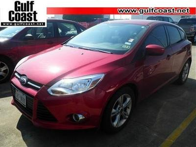 2012 Ford Focus SE Hatchback for sale in Angleton for $14,491 with 54,071 miles.
