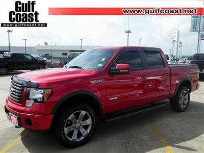 2012 Ford F150 FX4 Crew Cab Pickup for sale in Angleton for $36,992 with 33,427 miles.