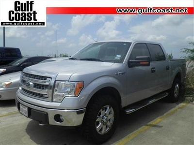2013 Ford F150 XLT Crew Cab Pickup for sale in Angleton for $33,991 with 39,853 miles.